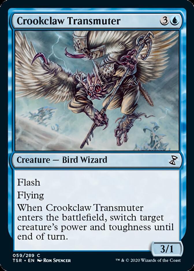 Crookclaw Transmuter [TSR]