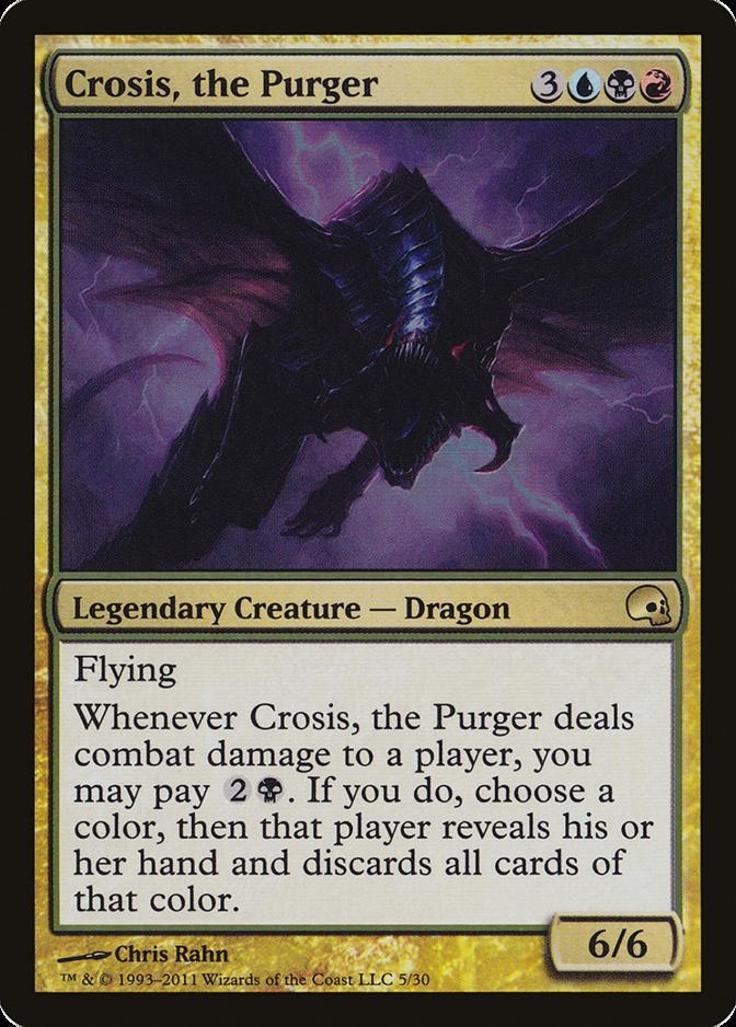 Crosis, the Purger [PD3] (F)