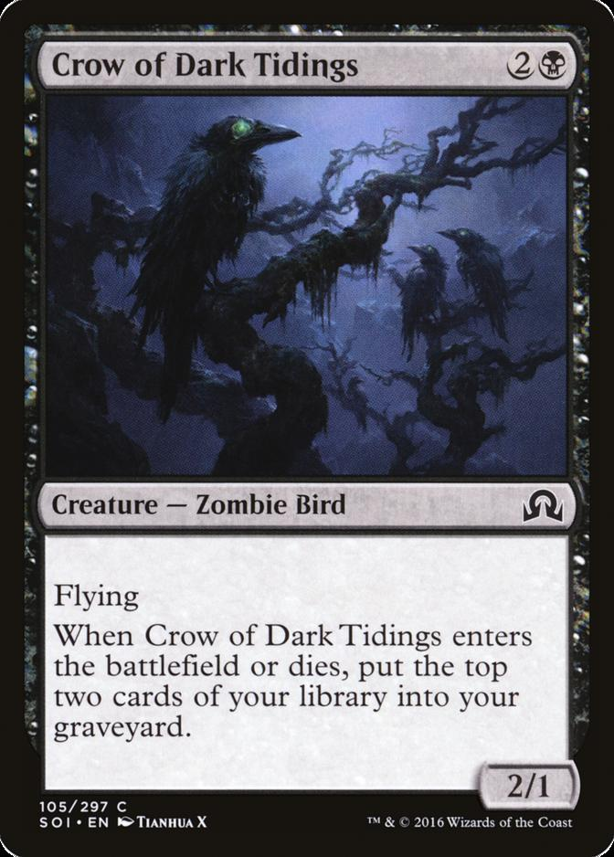 Crow of Dark Tidings [SOI]