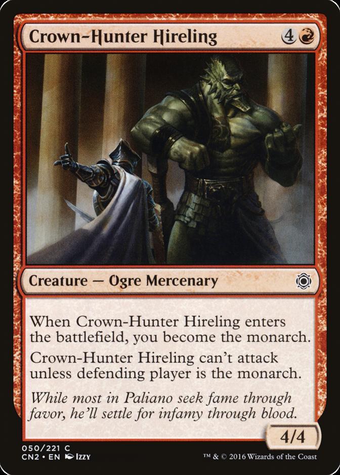 Crown-Hunter Hireling [CN2]