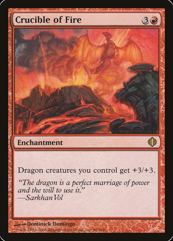 Crucible of Fire [ALA] (F)