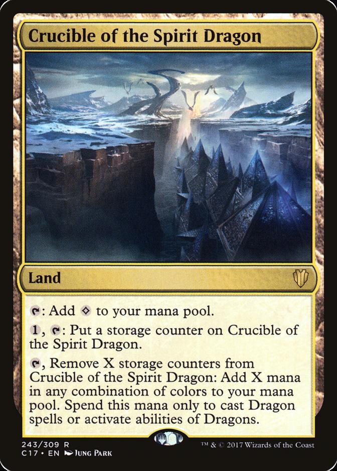 Crucible of the Spirit Dragon [C17]