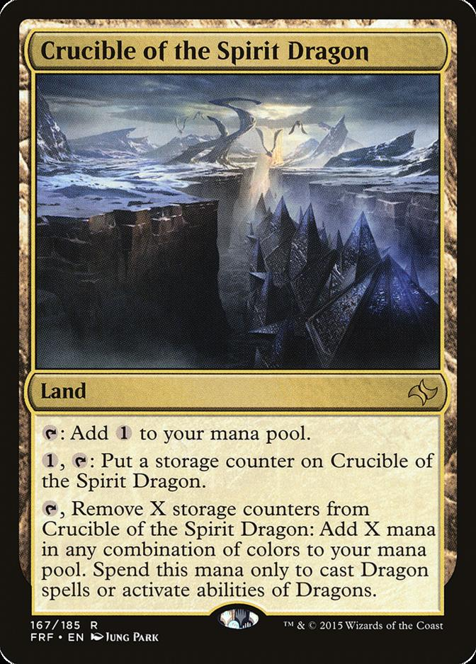 Crucible of the Spirit Dragon [FRF]