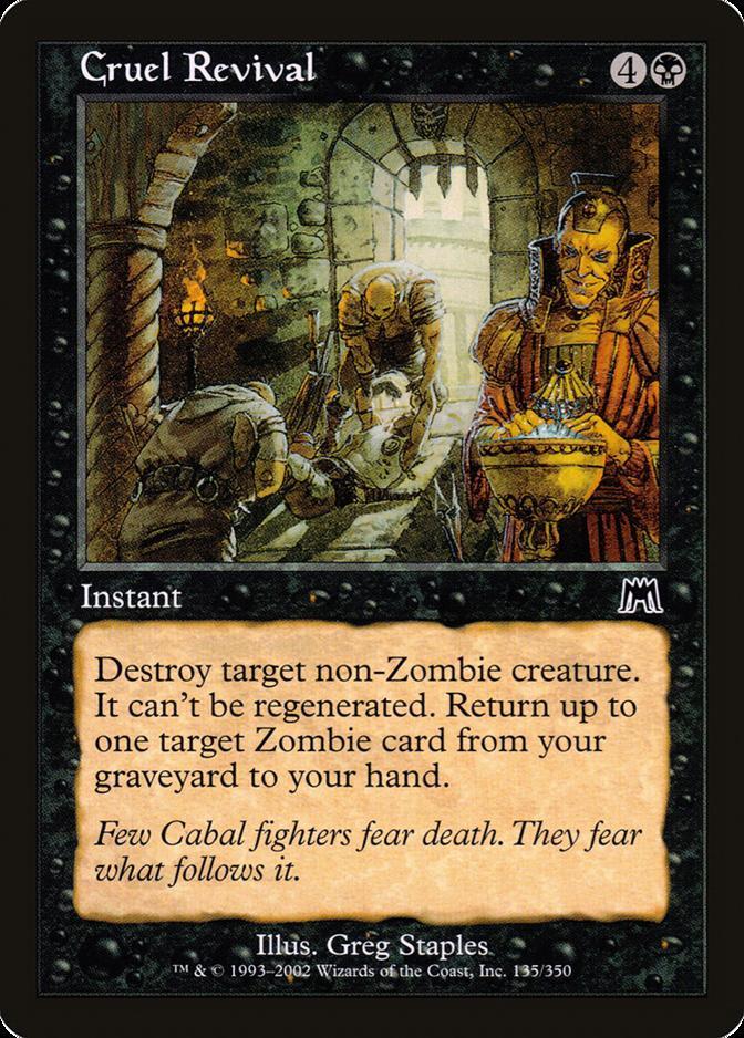 Cruel Revival [ONS] (F)