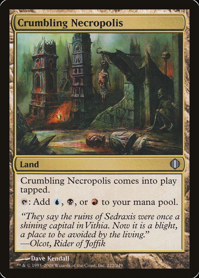 Crumbling Necropolis [ALA]