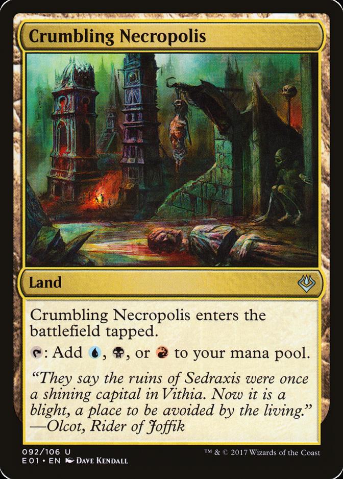 Crumbling Necropolis [E01]