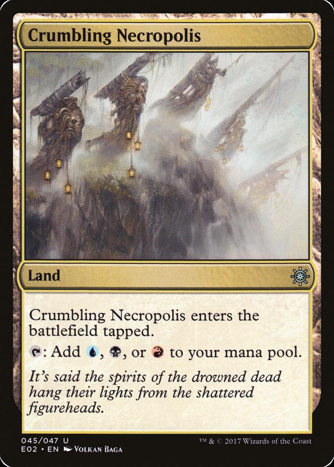 Crumbling Necropolis [E02]