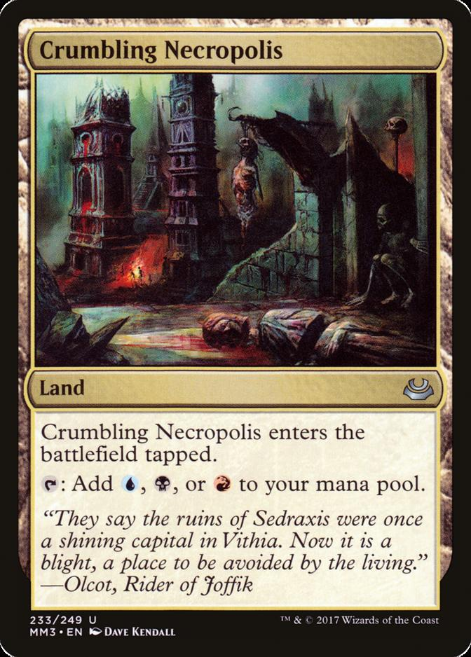 Crumbling Necropolis [MM3]