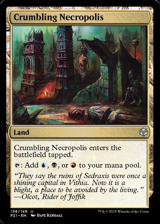 Crumbling Necropolis [PZ1]