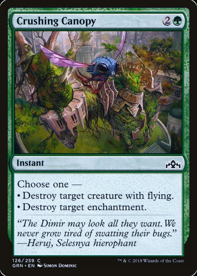 Crushing Canopy [GRN]