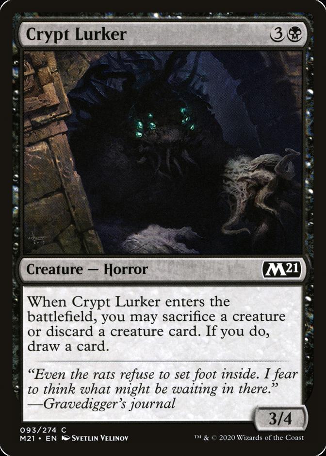Crypt Lurker [M21]