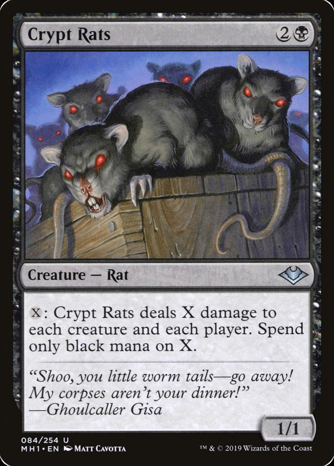 Crypt Rats [MH1]