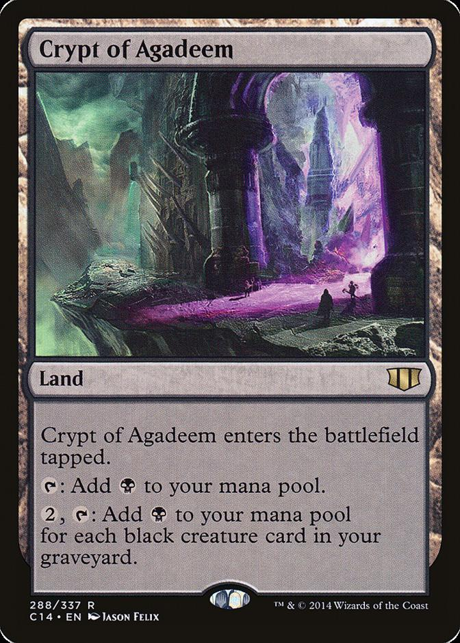 Crypt of Agadeem [C14]