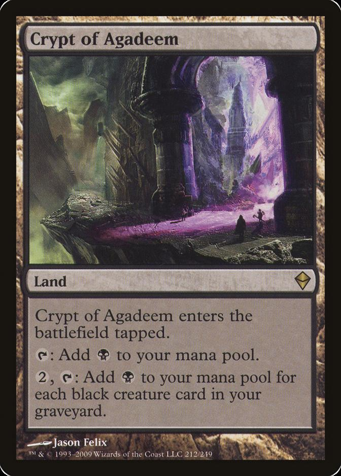 Crypt of Agadeem [ZEN]