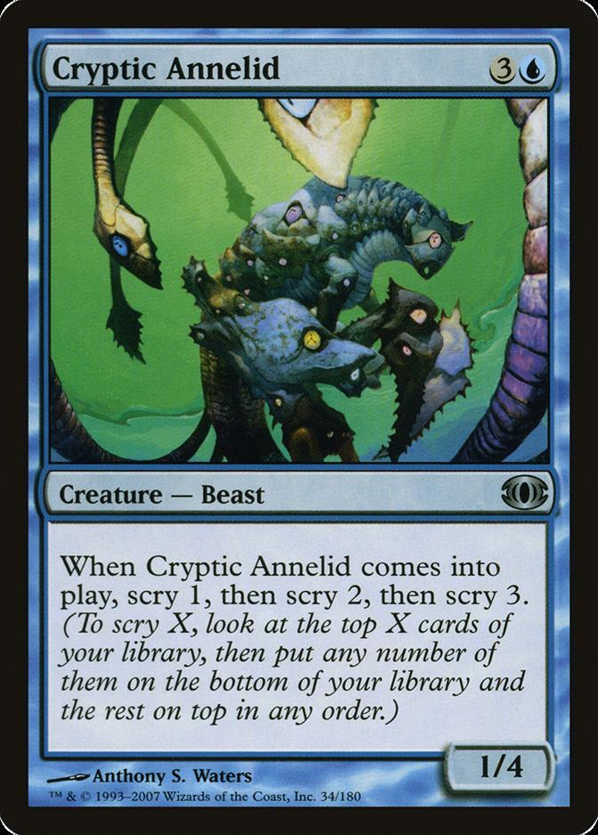 Cryptic Annelid [FUT]