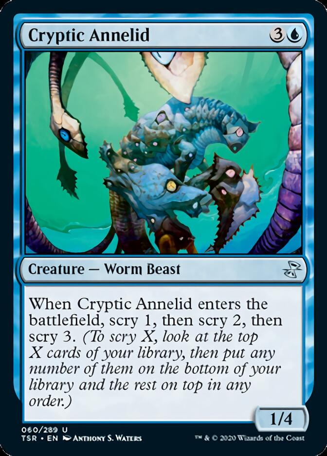 Cryptic Annelid [TSR]