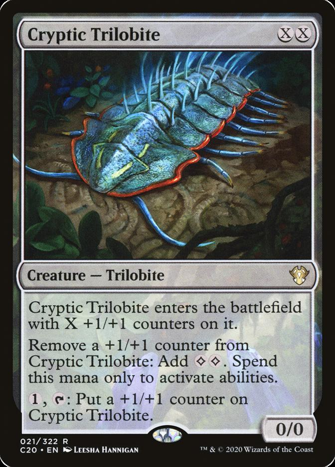 Cryptic Trilobite [C20]