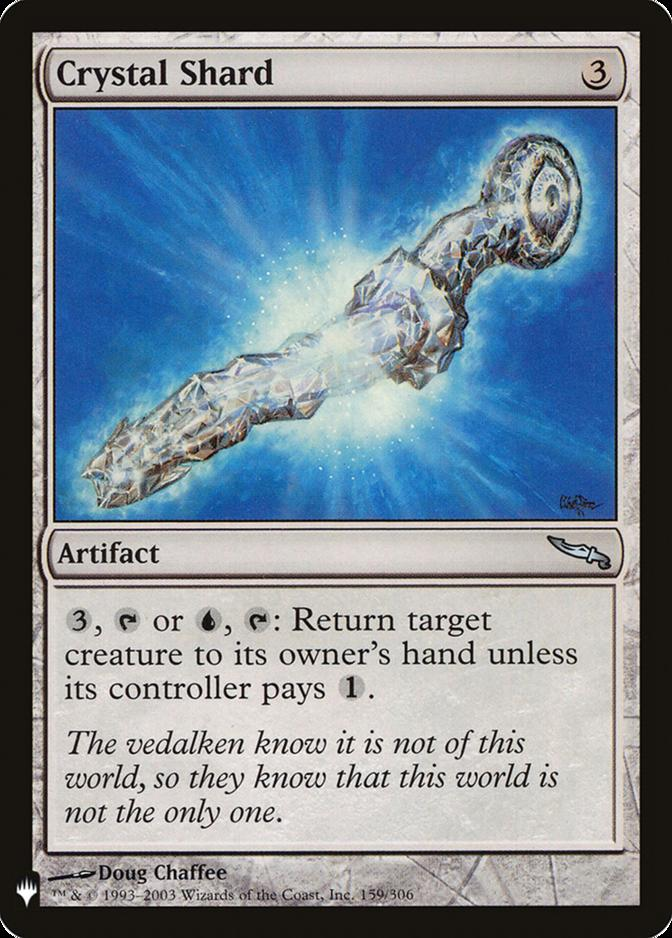 Crystal Shard [MB1]