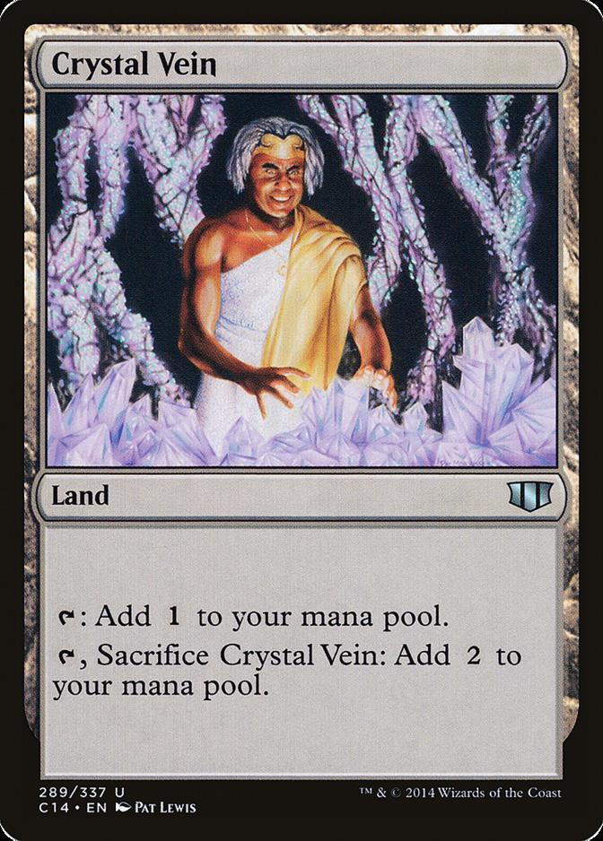 Crystal Vein [C14]