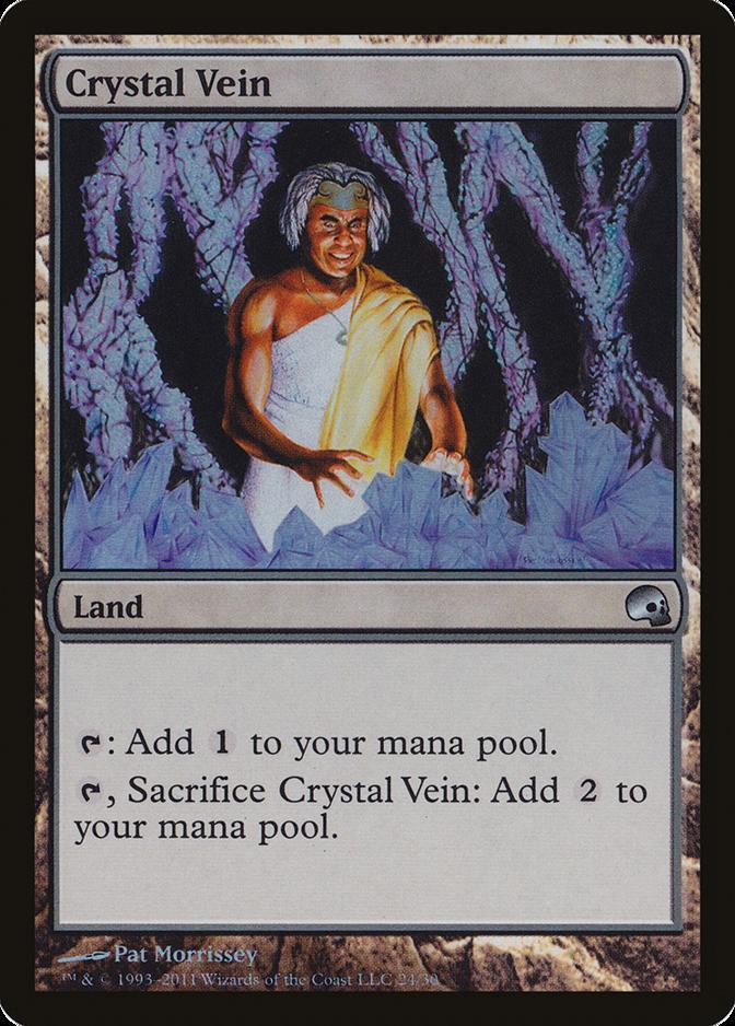 Crystal Vein [PD3] (F)