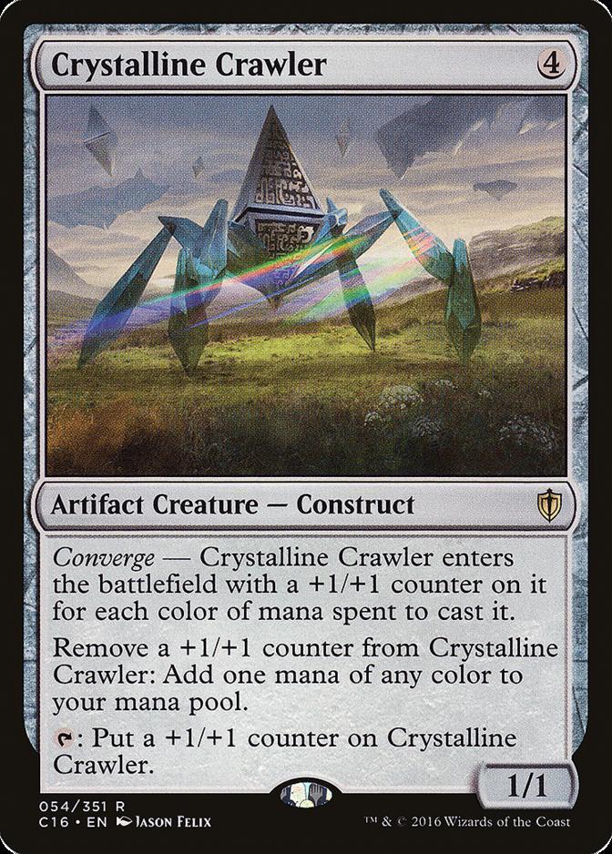 Crystalline Crawler [C16]