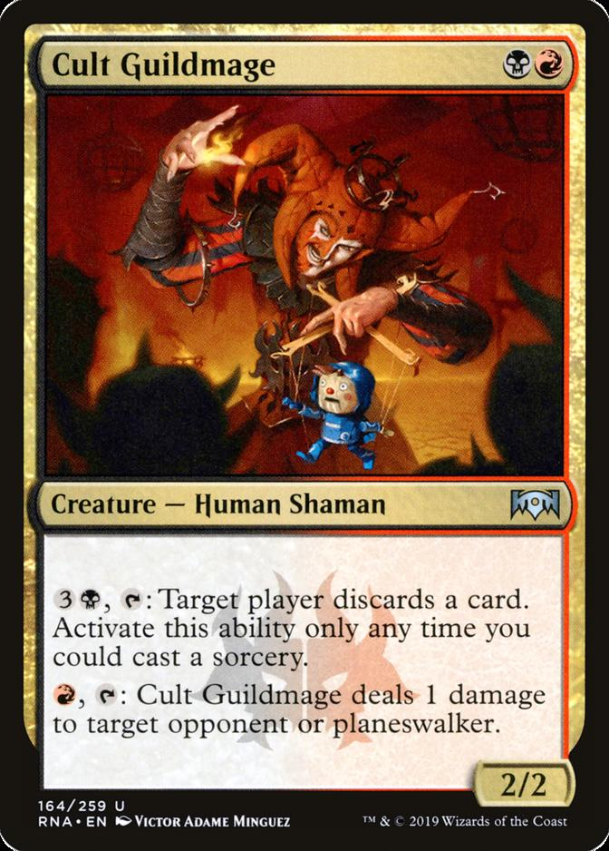 Cult Guildmage [RNA]