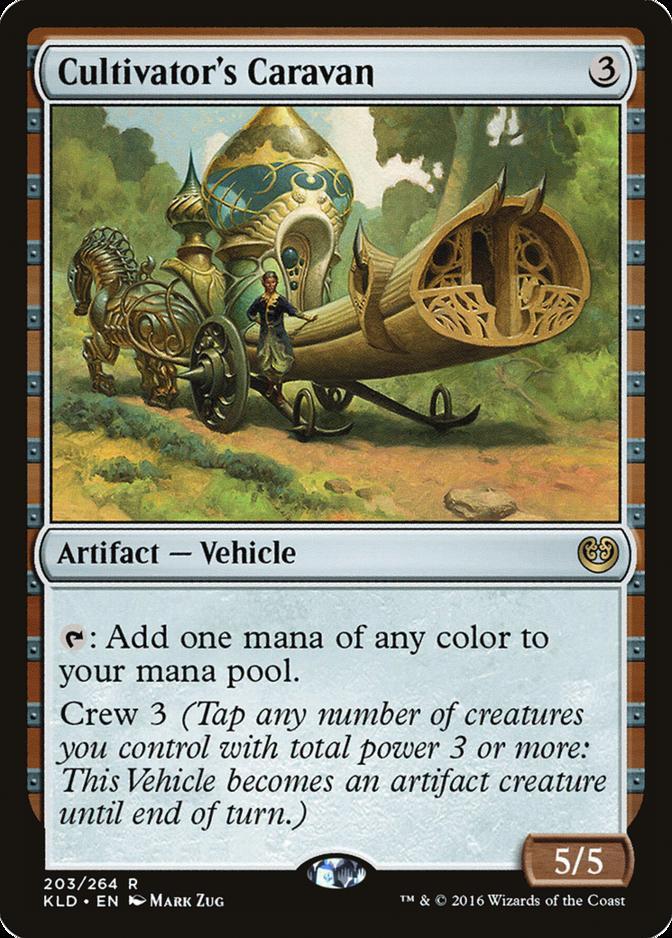 Cultivator's Caravan [KLD]
