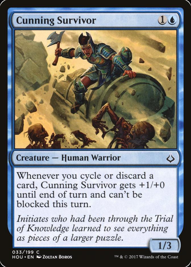Cunning Survivor [HOU]