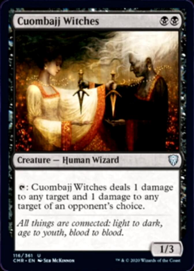 Cuombajj Witches [CMR]