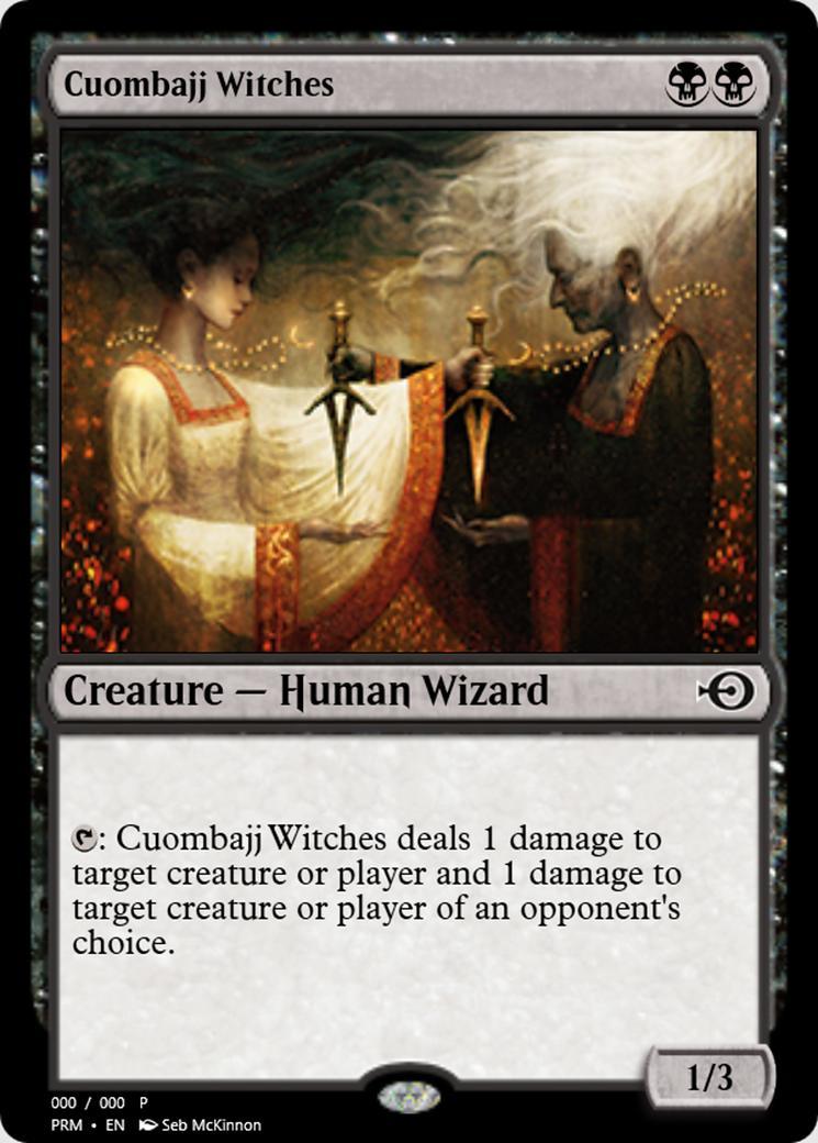 Cuombajj Witches [PRM]