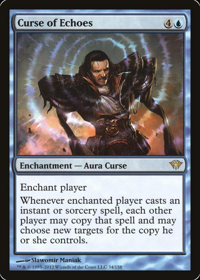 Curse of Echoes [DKA]