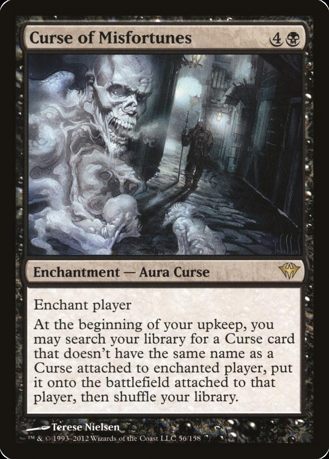 Curse of Misfortunes [DKA]