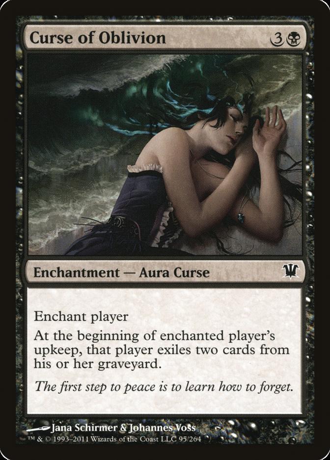 Curse of Oblivion [ISD]