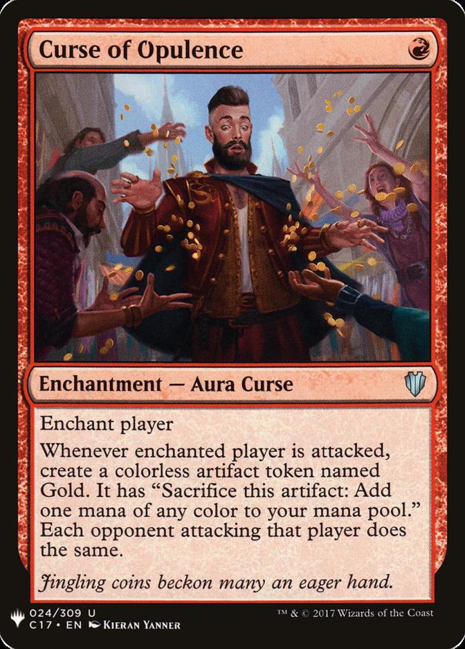 Curse of Opulence [MB1]