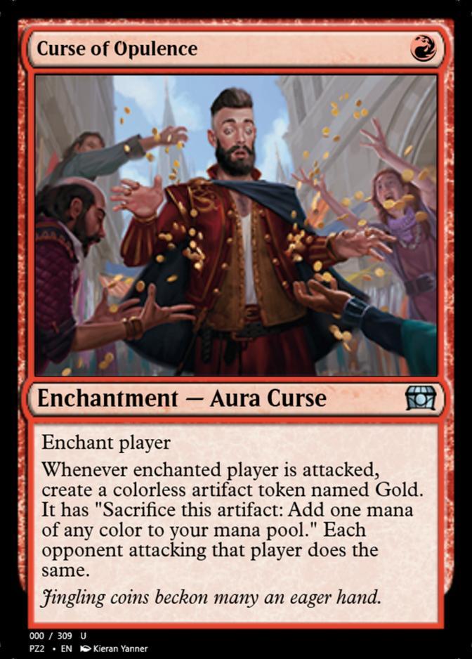 Curse of Opulence [PZ2] (F)