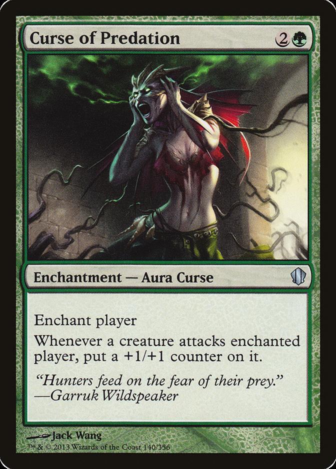 Curse of Predation [C13]