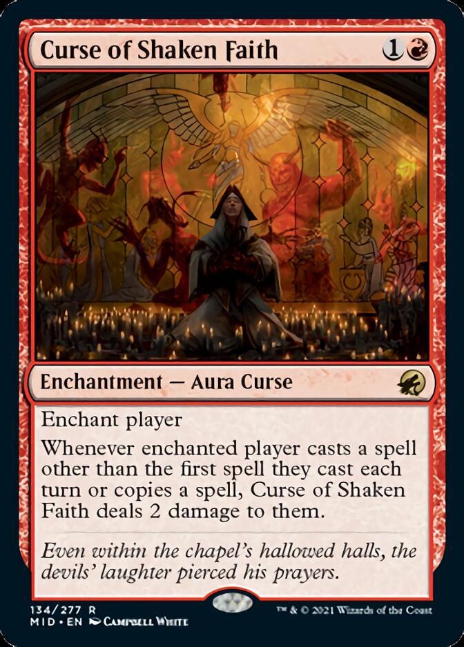 Curse of Shaken Faith [MID]