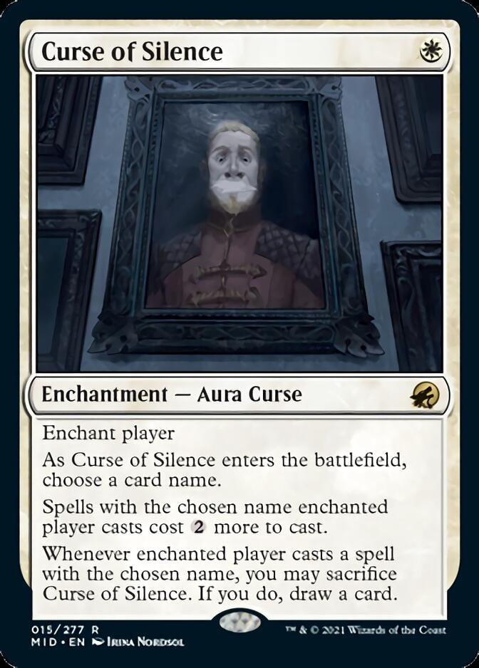 Curse of Silence [MID]