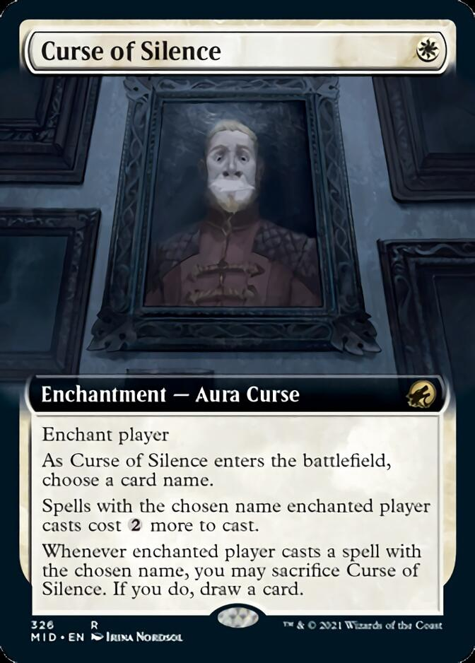 Curse of Silence <extended> [MID]