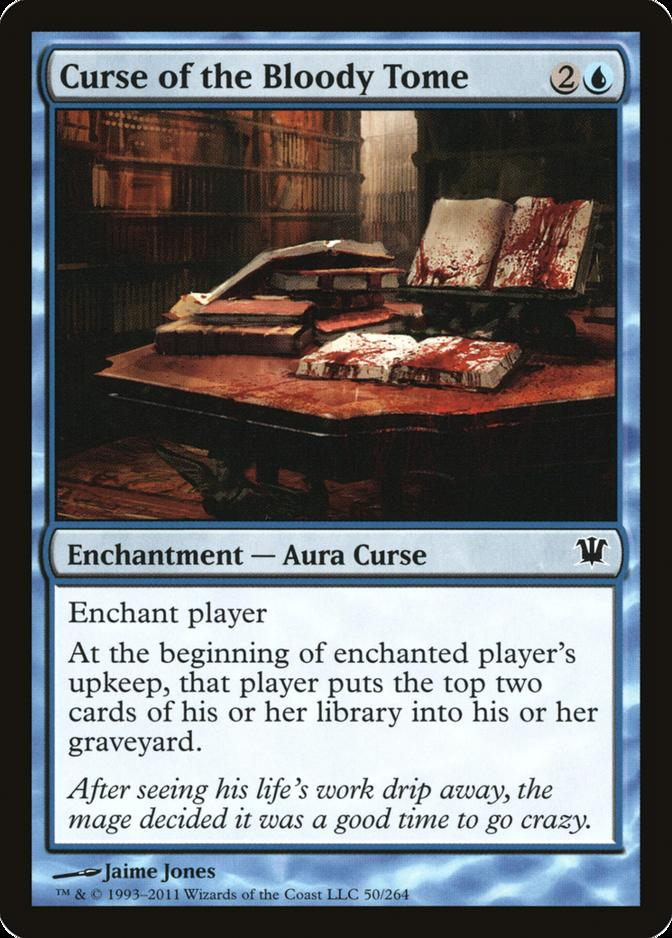 Curse of the Bloody Tome [ISD]