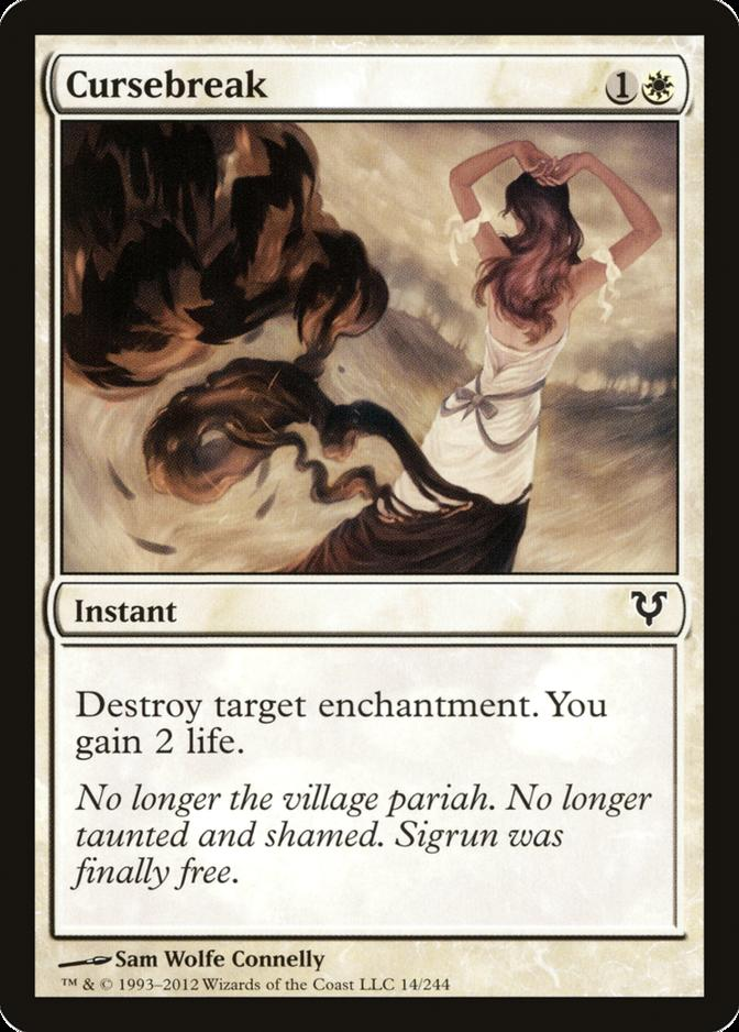 Cursebreak [AVR]