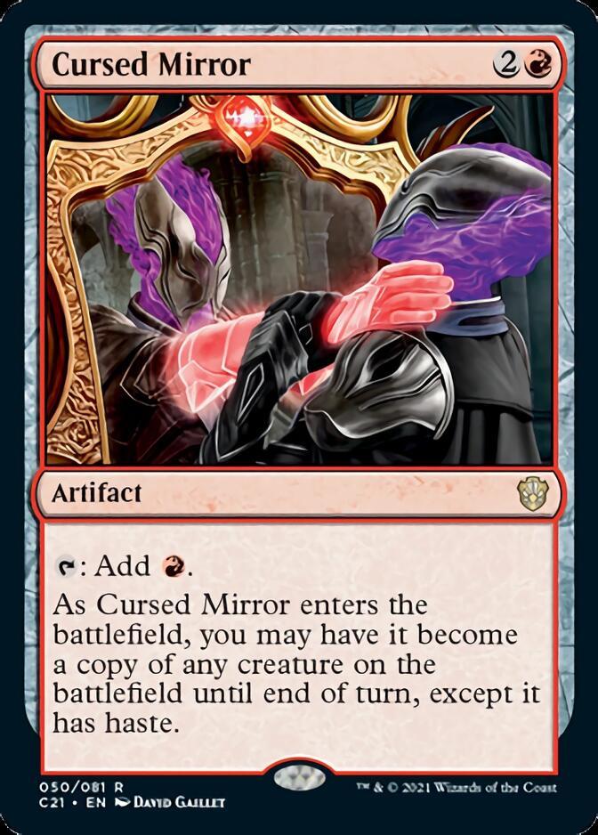 Cursed Mirror [C21]