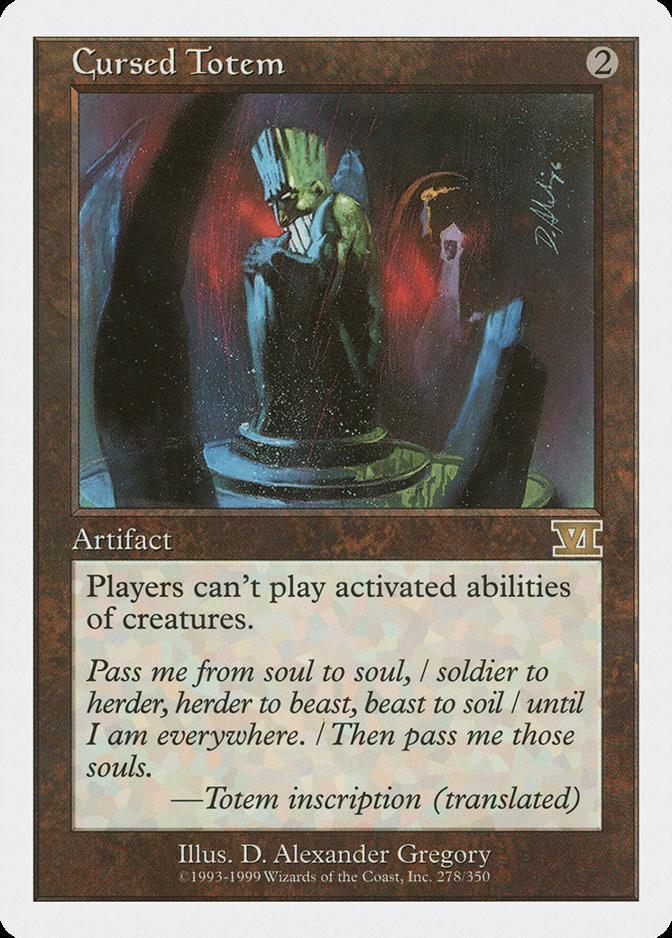 Cursed Totem [6ED]