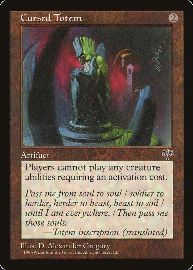 Cursed Totem [MI]