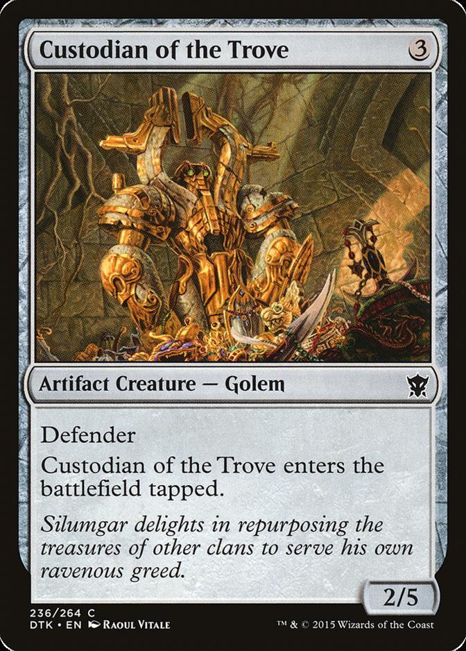 Custodian of the Trove [DTK]