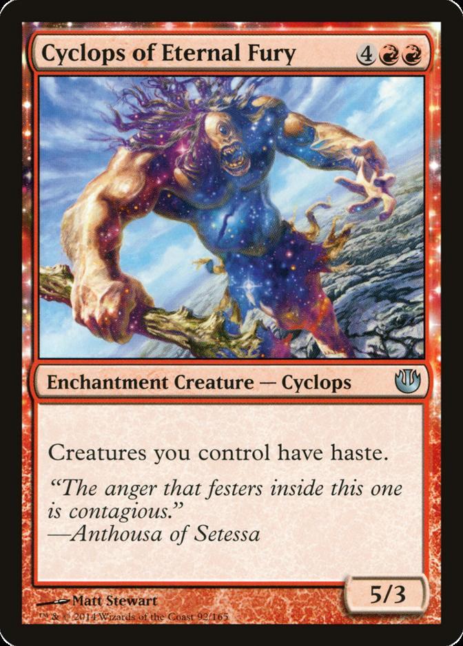 Cyclops of Eternal Fury [JOU]
