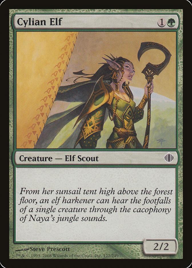 Cylian Elf [ALA]