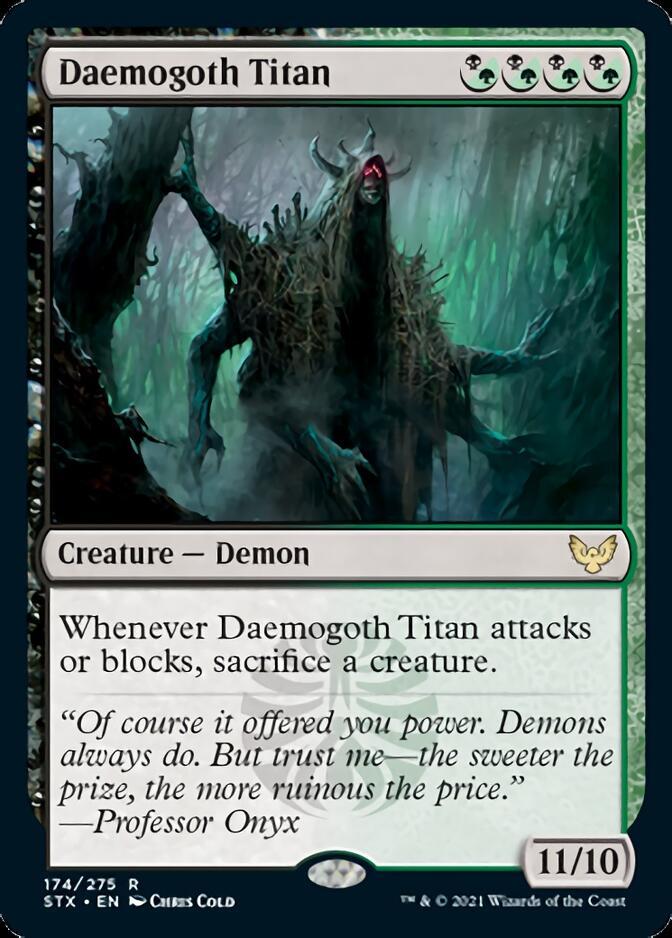 Daemogoth Titan [STX]