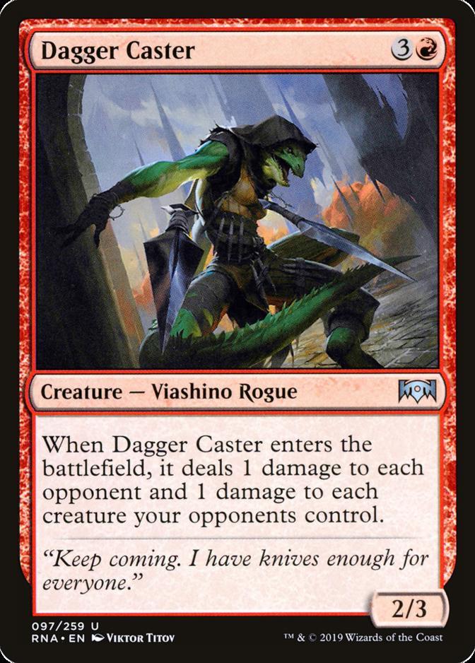 Dagger Caster [RNA] (F)