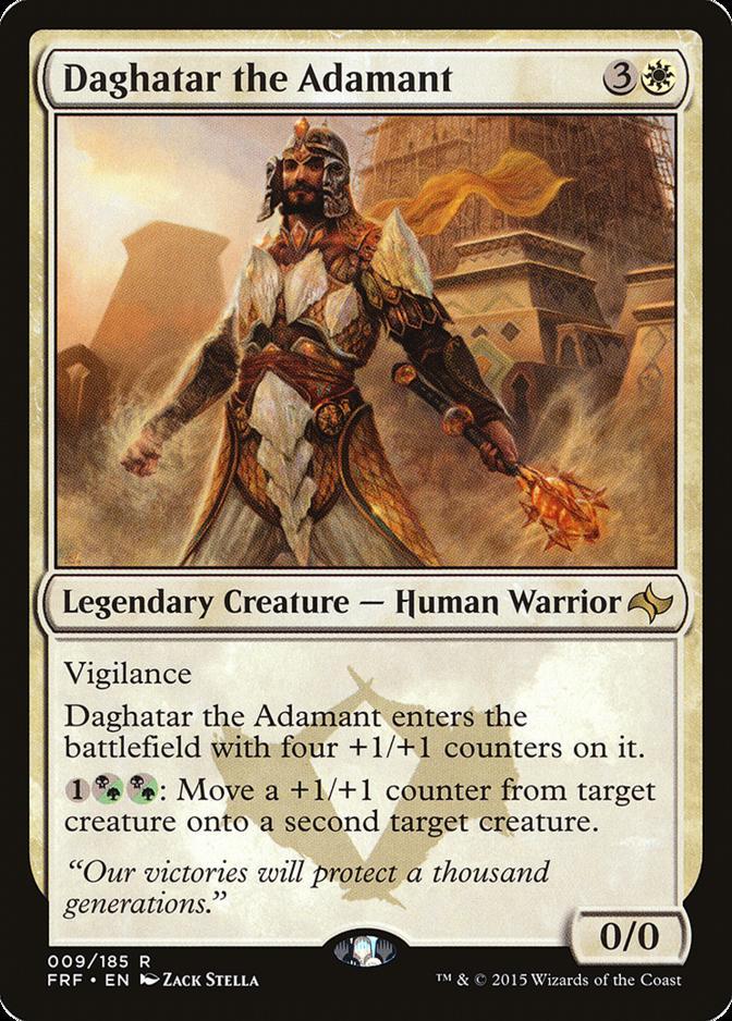 Daghatar the Adamant [FRF]